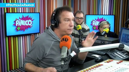 Felipe Moura Brasil - Pânico - 12/07/18