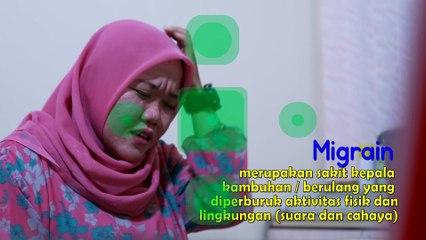 MIGRAIN - Pengobatan & Pencegahan Migrain