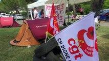 Alpes-de-Haute-Provence : fin du mouvement de grève pour l'hôpital de Digne-les-Bains