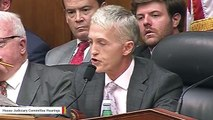 Watch Heated Exchange Between Trey Gowdy And Peter Strzok At Public Hearing