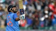 India Vs England 1st ODI: Rohit Sharma slams Fifty off 54 balls | वनइंडिया हिंदी