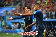 Qui sont les plus forts ? - Foot - CM 2018 - Bleus 2016 vs Bleus 2018