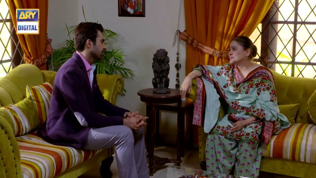 Dard Ka Rishta Epi 58 - 12th July 2018 - ARY Digital Drama