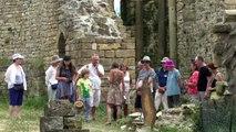 D!CI TV /  Hautes-Alpes : visite du prieuré de Saint-André-de-Rosans