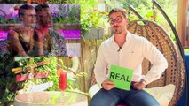 Alex Miller plays the 'real or fake' Love Island quiz