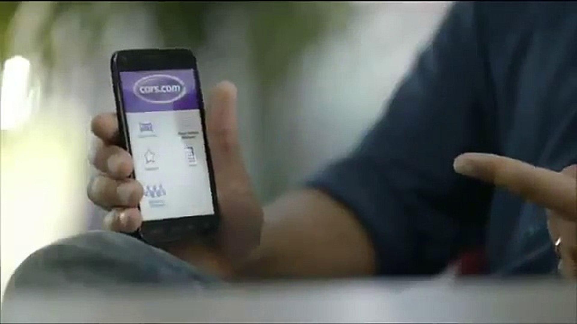 Football   Cars.com TV Commercial, Featuring James Van Der Beek