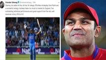 India Vs England 1st ODI: Virender Sehwag praises Rohit Sharma and Kuldeep Yadav | वनइंडिया हिंदी