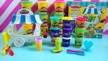 Come fare il gelato italiano con il play doh didò, giocattoli di play doh, giochi per bambini