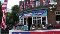 London pub renamed for Trump's visit