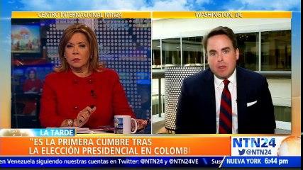 """""""Colombia ha probado ser la democracia más resiliente en la región"""""""