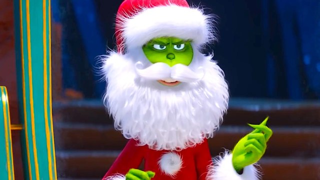 The Grinch with Benedict Cumberbatch - Official International Trailer