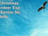Big Believe Sleigh Bell Silver Christmas Jingle Reindeer Express From Santas Sleigh Bells