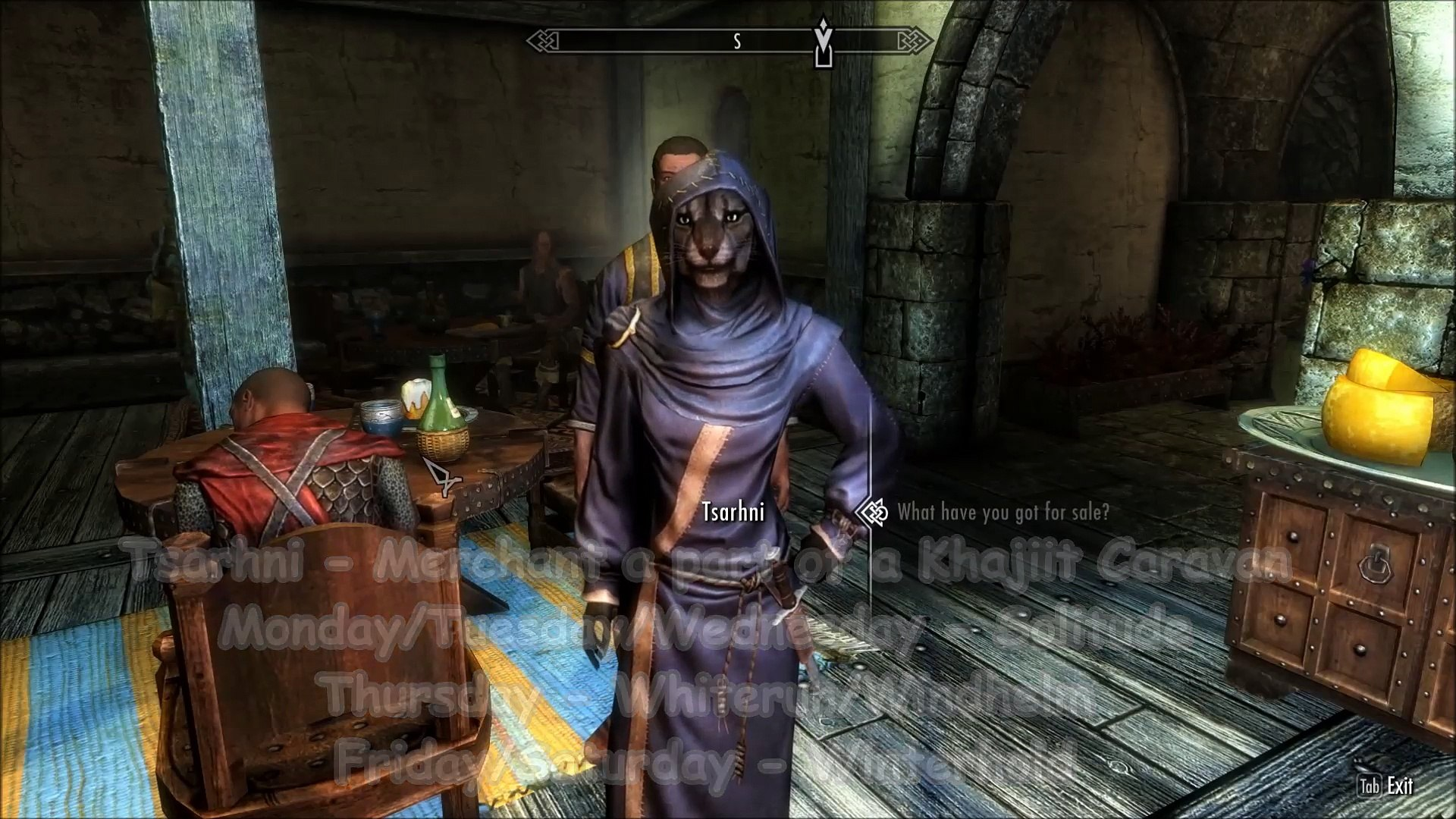 Skyrim Special Edition: Dominion's More Khajiit - PS4 Xbox1 PC Release  Trailer