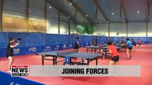 N. Korean table tennis team to arrive in S. Korea on Sunday for table tennis competition in Daejeon