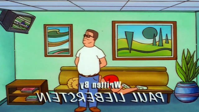 King of the Hill S04E01 Peggy Hill The Decline and Fall (Part 2)