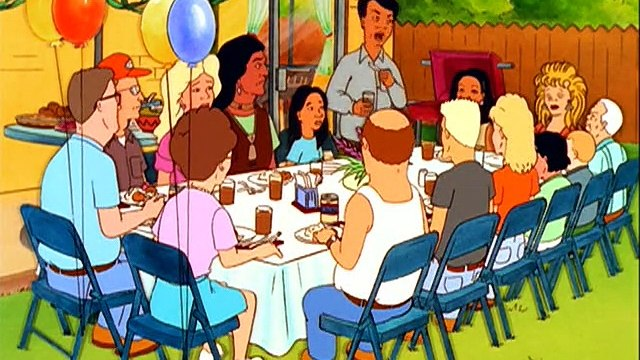 King Of The Hill S03E25 As Old As The Hills Part 1
