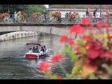 Marins d'eau douce à Strasbourg