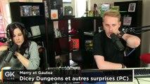 [GK Live replay] Un aperçu de Dicey Dungeons et Lovecraft's Untold Stories