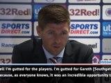 Gerrard 'proud' of England achievements
