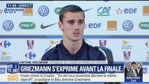 """Antoine Griezmann sur Lloris: """"ça nous fait du bien d'avoir un gardien comme ça"""""""