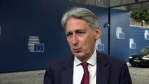 Philip Hammond responds to Trump comments on Brexit