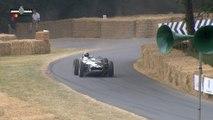 Unique Lister-Jaguar crashes at FOS