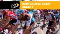 Near live - Étape 7 / Stage 7 - Tour de France 2018