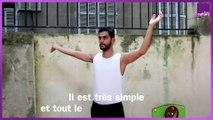 Ali Chahrour, danseur et chorégraphe