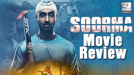 Soorma Movie Review Hockey Humour And More Diljit Dosanjh