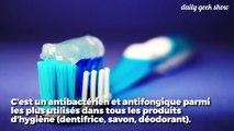 Un ingrédient dans le dentifrice augmente la résistance aux antibiotiques