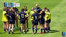 REPLAY ROUND 1 - RUGBY EUROPE WOMEN SEVENS GPS  - Marcoussis 2018