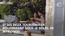 PHOTOS. Chaud devant ! Izabel Goulart et Kevin Trapp s'offrent des vacances en amoureux