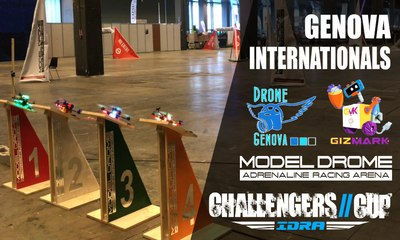 Genova Internationals   LeoOnFire   IDRA 2018 Challengers Cup