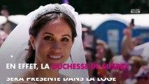Meghan Markle : La duchesse de Sussex présente pour soutenir Serena Williams à Wimbledon