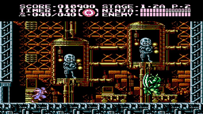 Remember Nes Ninja Gaiden 3 All Cutscenes And Boss Fights
