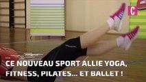 Le barreshape : faire du sport avec la barre au sol