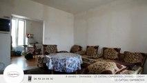 A vendre - Immeuble - LE CATEAU CAMBRESIS (59360) - 100m²