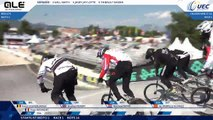 2018 CHALLENGE/JUNIOR BMX EUROPEAN CHAMPIONSHIPS, Sarrians (France), 2018 July 13-15, PART 1
