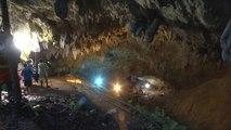 Grotte en Thaïlande : le récit des sauveteurs