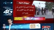 Nawaz Sharif, Maryam Nawaz back, PMLN decision of power show continue