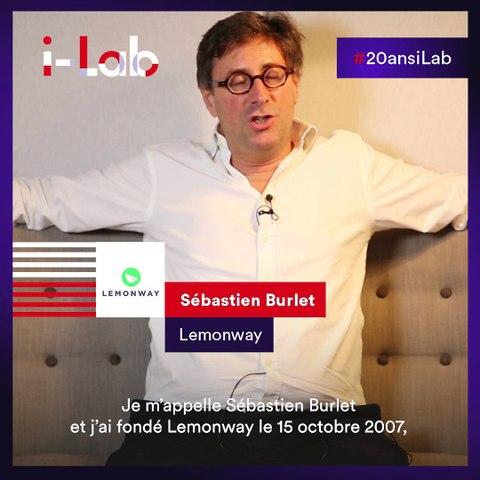 [Les lauréats en boite] Sébastien Burlet, fondateur de Lemonway