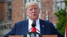 Trump Snubs Fake News CNN
