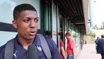 La réaction de Zaydou Youssouf après Bordeaux- GFC Ajaccio