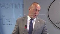 Deklarat Haradinaj  130718