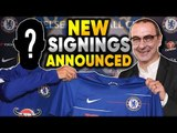 OFFICIAL: Chelsea Announce Maurizio Sarri As New Manager! | #VFN