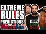 WWE Extreme Rules 2018 Predictions! | El Fakidor Laurie Blake vs. WrestleTalk
