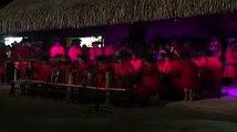 #HeivaiBorabora Découvrez la troupe de danse de Tiipoto. Très impliquée dans les manifestations religieuses, cette troupe se prépare depuis seulement 3 semaines