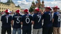 """Mondial 2018 : """"les Daltons"""" en Russie pour la finale"""
