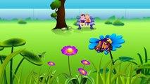 laraignee gipsy en français - comptines et chansons pour enfants - ChuChu TV