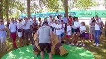 Images et interviews de Yonne Tour Sport à Monéteau